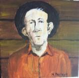 acrylique-Tom Waits