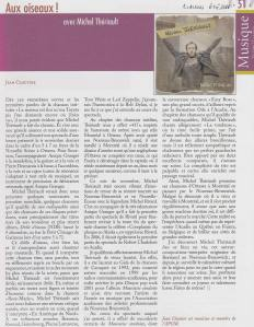 article Liaison 2011