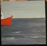Bateau rouge001