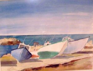 Bateaux aux Îles-de-la-Madeleine