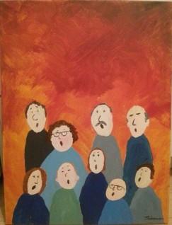 Chorale enfants et adultes - MT