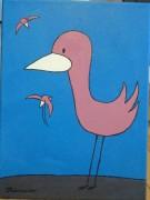 Drôles d'oiseaux - Michel Thériault