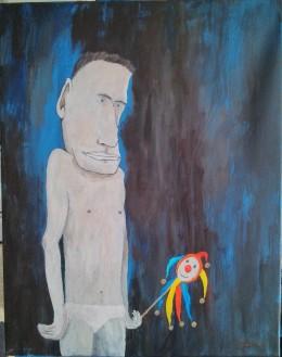 Le marionnettiste -Michel Thériault