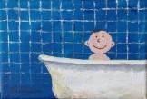 L'heure du bain - Michel Thériault