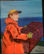 Pêcheur de homard - Michel Thériault