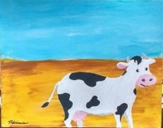Vache joyeuse - M.Thériault