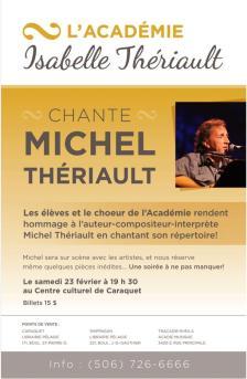 Thériault -Show Hommage 23 fev 2013